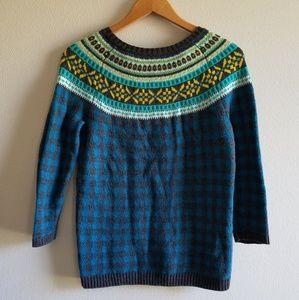 Talbots Lambswool Blend Sweater Sz Small